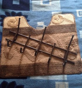 Вешалка+коврик
