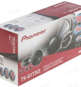 Компонентная колонка АС Pioneer TS-G173CI