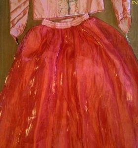 Платье на девочку 36 р-р