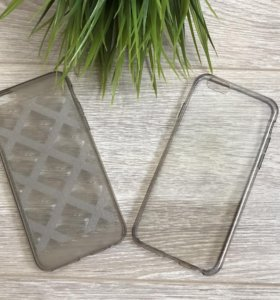Чехлы силиконовые на IPhone 6/6S!