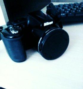 Фотоаппарат Nikon COOLPIIX L830