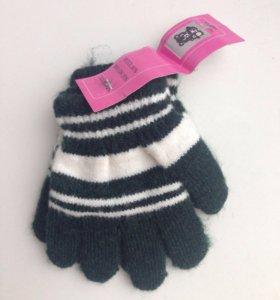 Детские перчатки на осень весну