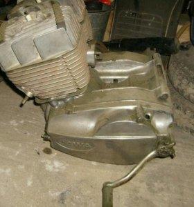 Двигатель ява638