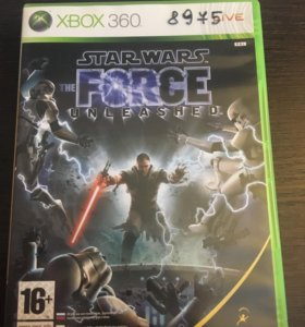 Star wars the force unleashed xbox 360 и ONE