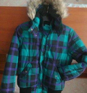 Куртка зимняя, финская
