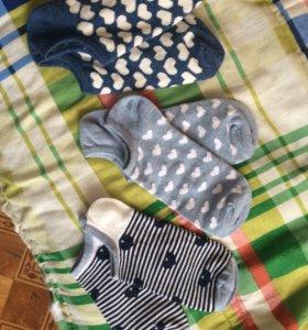 Носки женские, размер 36-38