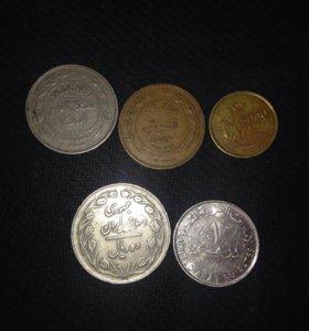 Очень редкие монеты