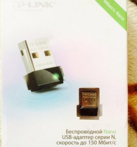 Беспроводной USB адаптер