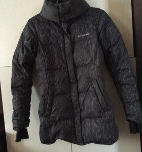 Зимняя куртка-пальто Columbia