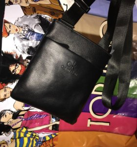 Мужская сумка через плечо Calvin Klein