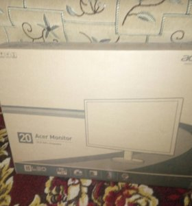 """Монитор Acer 19,5""""(разъем VGA)"""