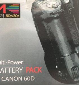 Батарейный блок для Canon 60D