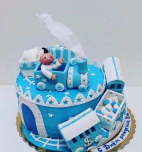 Тортики 🍰