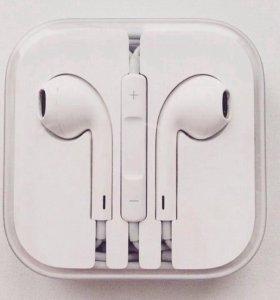 Наушники Apple EarPos