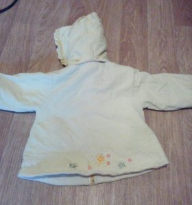 Куртка для девочки 1-2 года