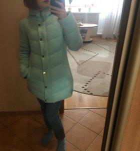 Куртка очень весна тёплая зима
