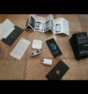 iPhone 5 16gb - как новый