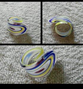 Кольцо украшение для шарфа