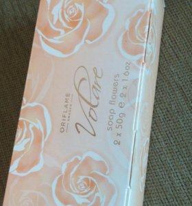 парфюмированное мыло