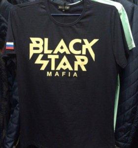 Футболки Black star