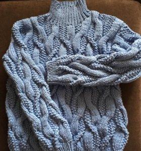 Стильные свитера oversize. Под заказ.