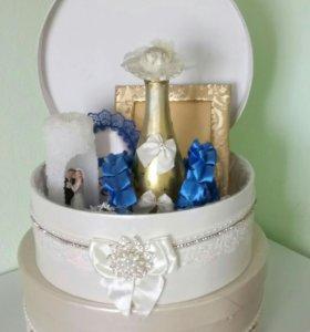 Свадебные карзины, 89271465060