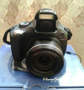 Фотоаппарат Canon Power Shot SX30IS. Обмен!