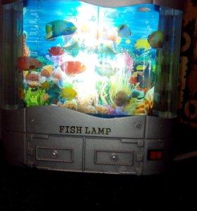 Ночник рыбки