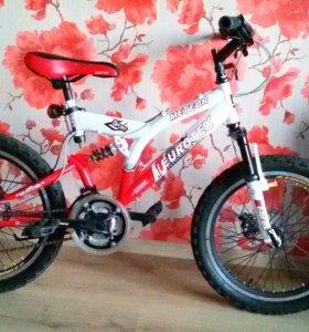 """Велосипед Eurotex Meteor 20"""""""