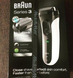 Электробритва Braun 3020s White