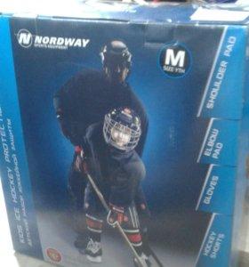 Защита хоккейная комплект