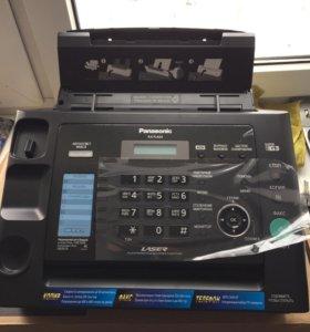 Факс-копир Panasonic KX-FL423 лазерный новый
