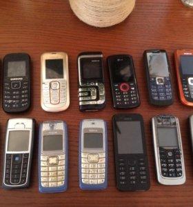 Телефоны из прошлого