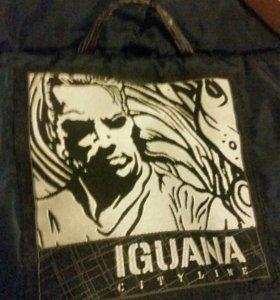 Зимняя куртка Iguana