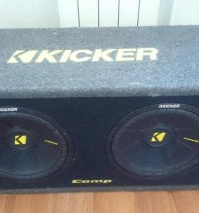 Kicker 1200w
