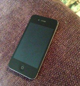 iPhone 4s 16гб на запчасти/восстановление