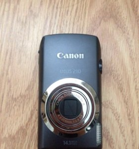 Canon Digital Camera IXUS 14.1 mega pixels