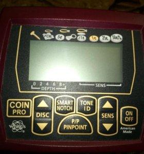 Металлоискатель White's CoinMaster Pro