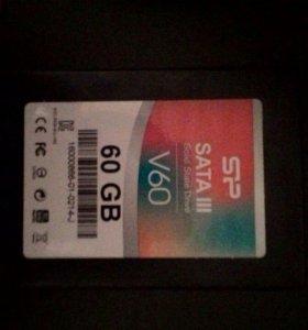 SDD Silicon Power 60гб