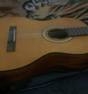 Гитара Augusto с чехлом
