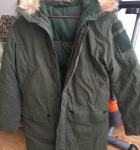 Куртка зимняя утеплённая