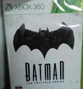 Batman telltale xbox360