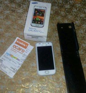 Продам телефон Samsung galaxy s plys или обмен