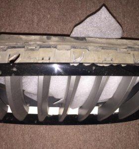Решетка радиатора BMW X5. X6