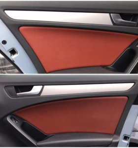 Audi A4 B8 декоративные вставки