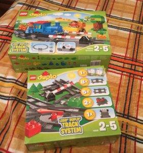2 новых набора Lego duplo