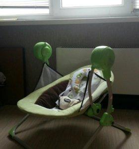Кресло-качеля baby care