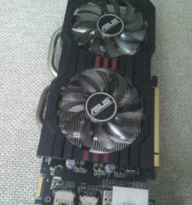 Asus AMD R9 270 DC2OC 2GB