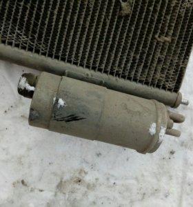 Радиатор кондиционера Nissan Wingroad WHNY 11