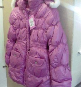 Куртка для девочек. Размеры есть